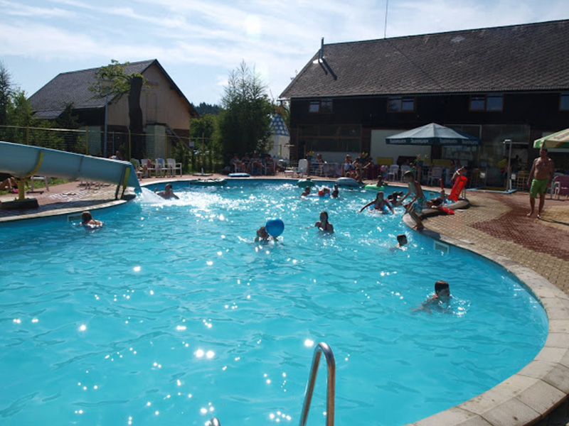 camping 2000 w czechach