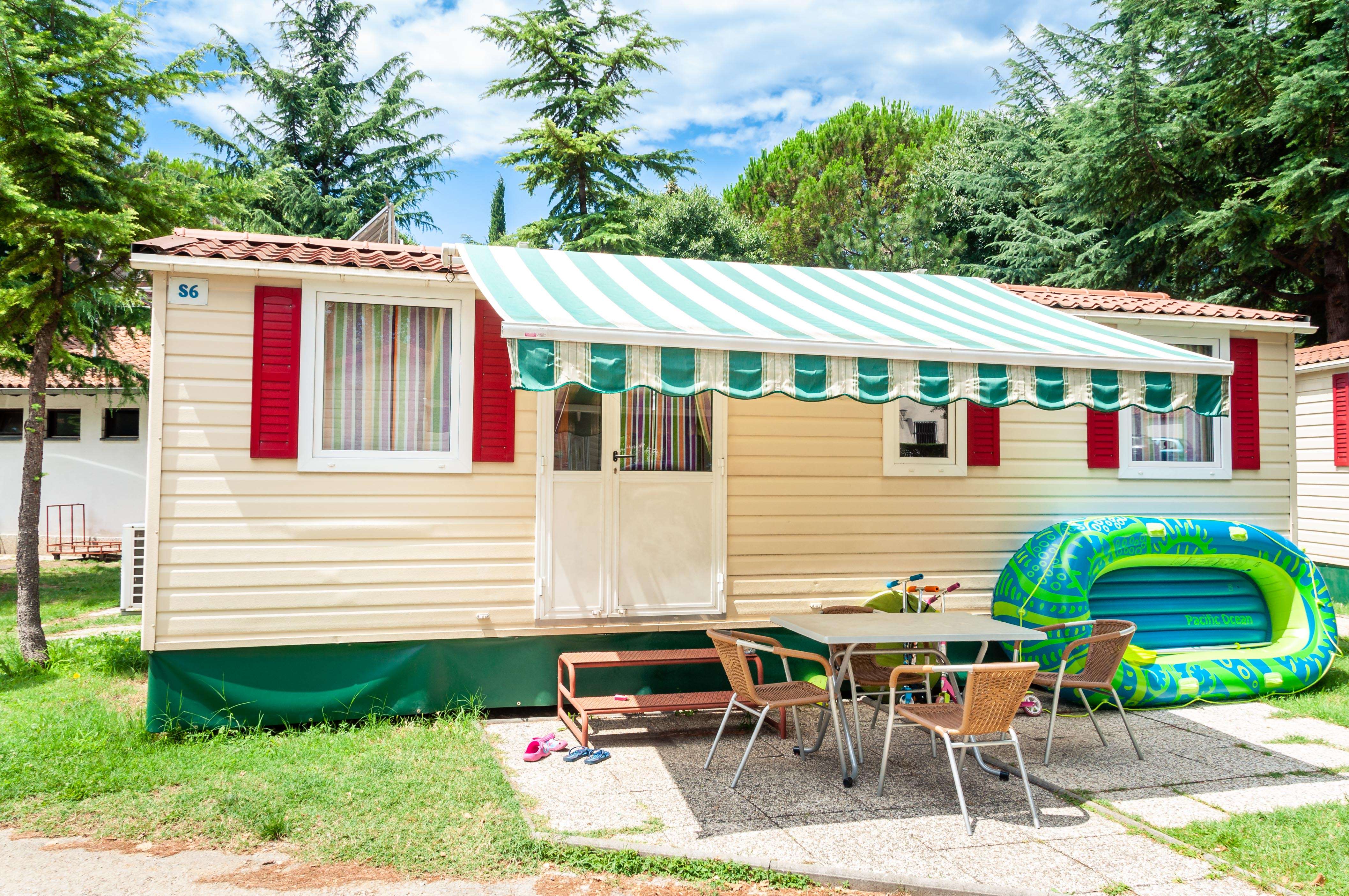 camping adria mobile home