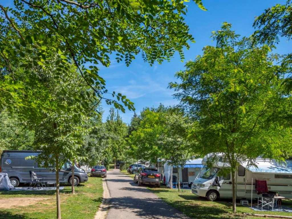 Camping Siena Colleverde parcela