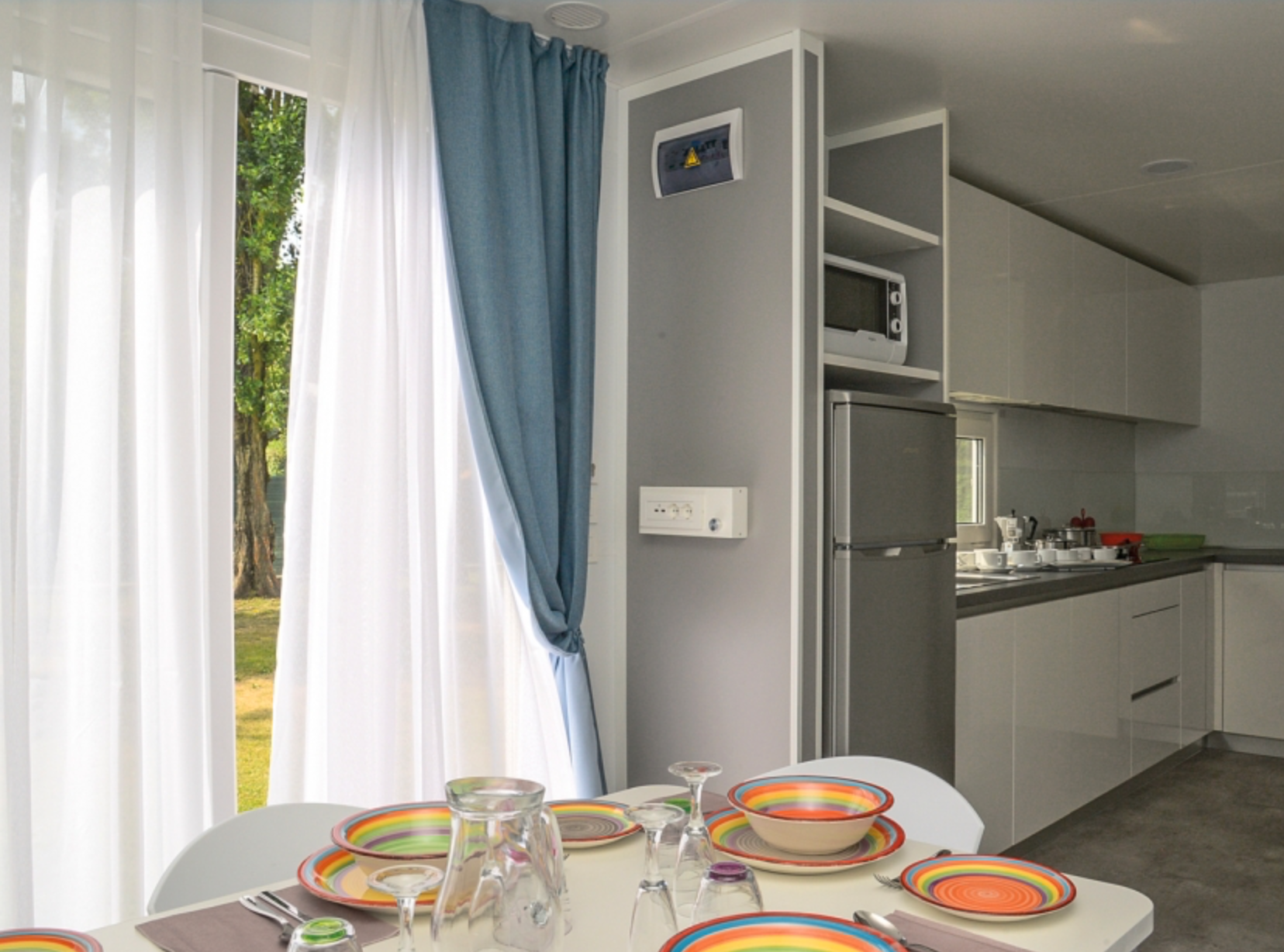 camping Portofellice Village mobile home