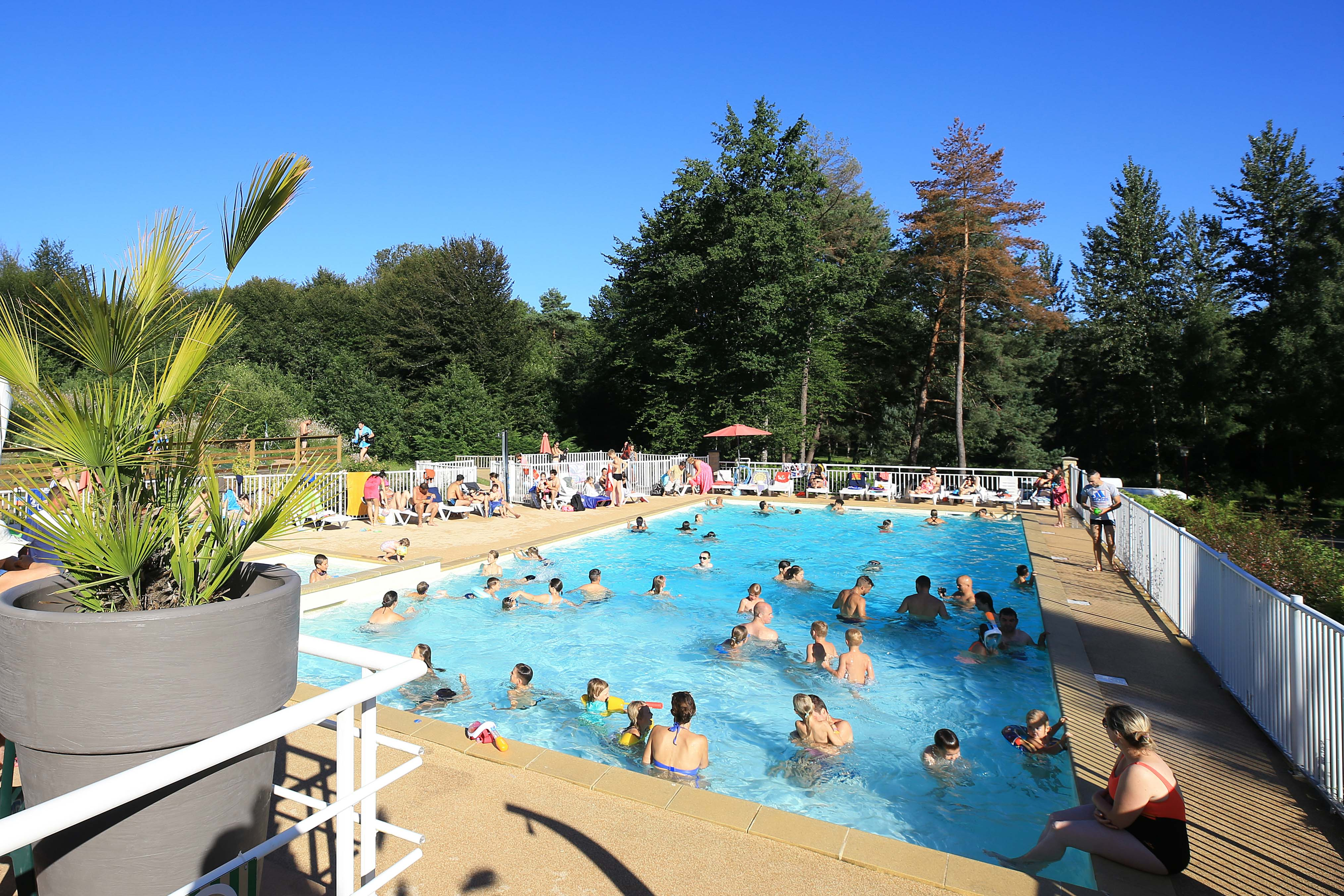 Camping Le Coiroux animacje