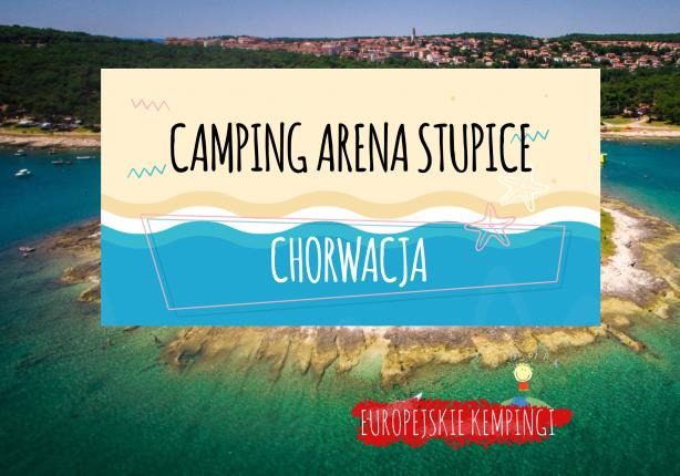 camping arena stupice opinie