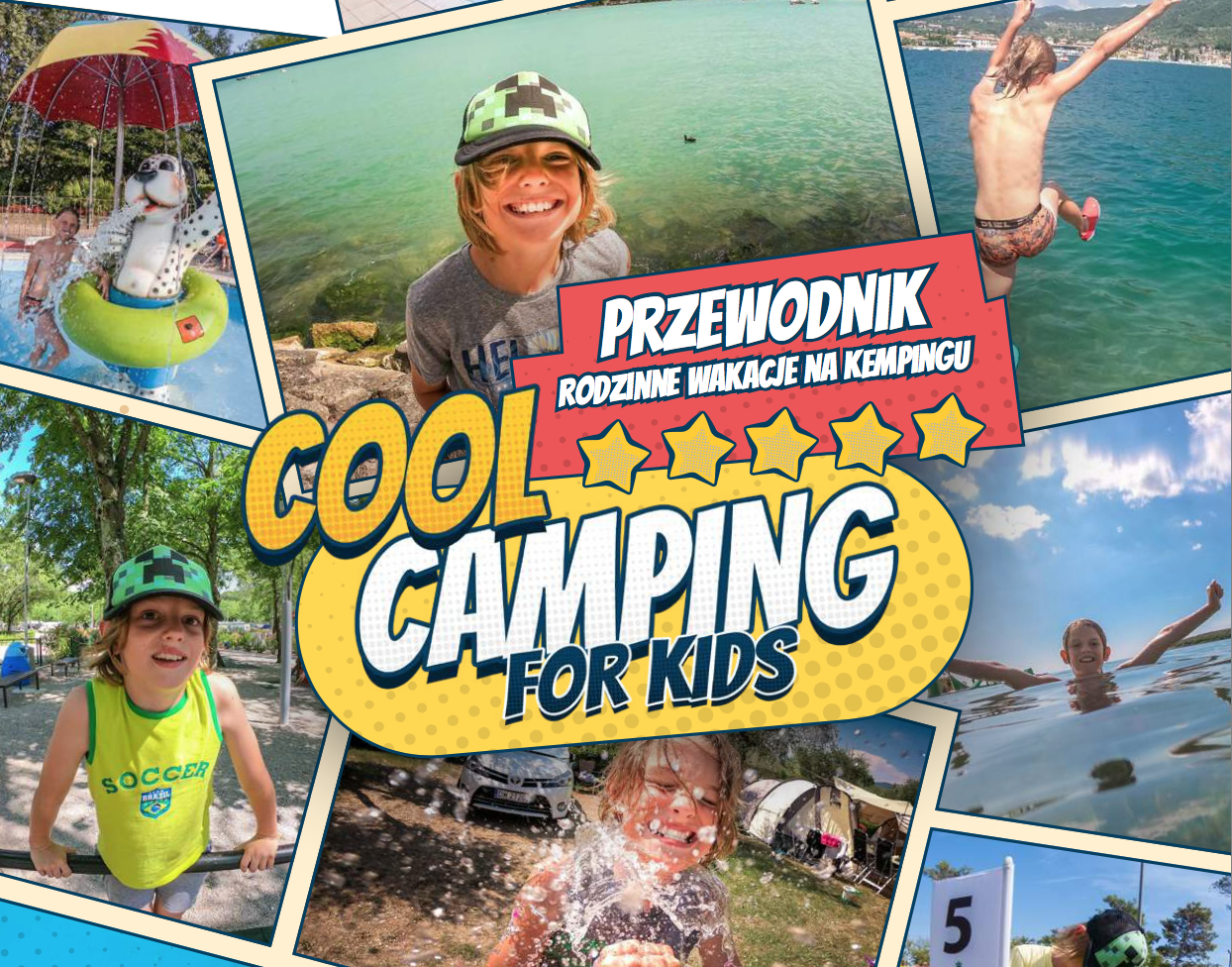 przewodnik cool camping for kids