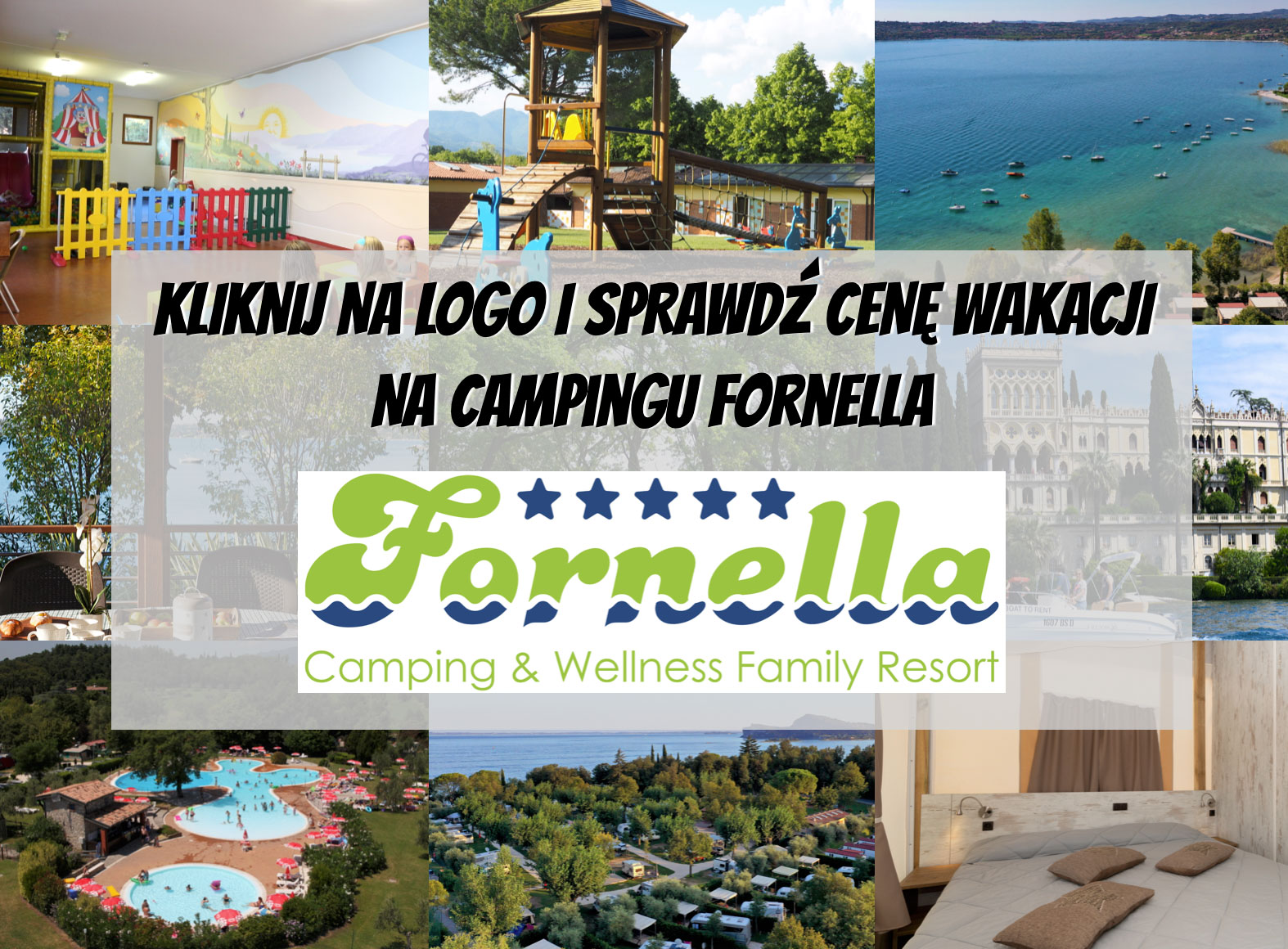 camping fornella ceny
